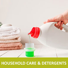 household care & detergents